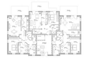Garage Plans With Loft mehrfamilienhaus grundrisse