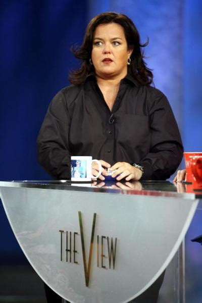 Rosie Odonnell Says She Will Never Speak To Elisabeth Hasselbeck Again by Donald Is Gearing Up For Rosie O Donnell S View
