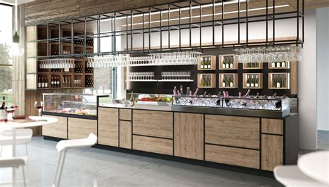 come arredare come arredare un bar in stile moderno