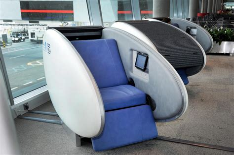 sleep pods abu dhabi airport installs world s gosleep sleeping pods