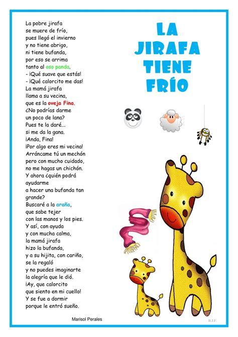 poema para jirafa poes 237 as de invierno laclasedeptdemontse
