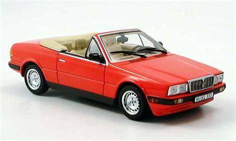 maserati biturbo stance maserati biturbo spyder rot 1986 minichs modellauto 1