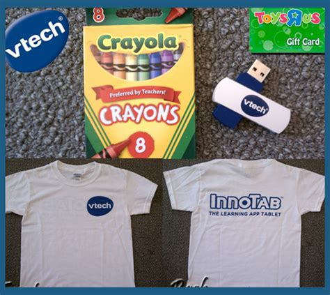 Vtech Giveaway - vtech innotab cutting edge tablet for children prize pack giveaway a happy hippy mom