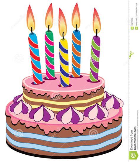 imagenes de tortas asombrosas torta de cumplea 241 os con las velas del cumplea 241 os