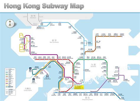hong kong map hong kong maps attractions streets roads and transport map