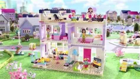 lego friends emma s house lego friends emma s house tv spot surprise party ispot tv