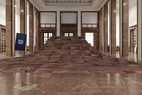 Haus Der Kunst by Laure Prouvost At Haus Der Kunst Contemporary Daily