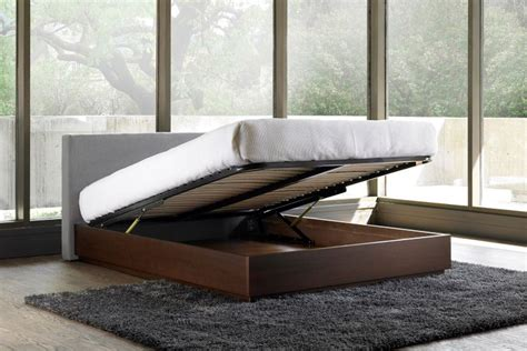 bed with storage space living in a shoebox 10 great space saving beds