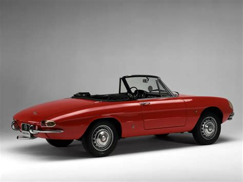 alfa romeo classic spider alfa romeo spider duetto 1966 mad 4 wheels