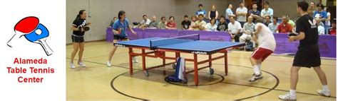 Alameda Table Tennis by Usatt