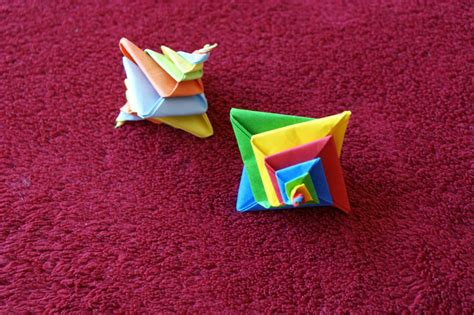 origami spiral by kleinalaine on deviantart