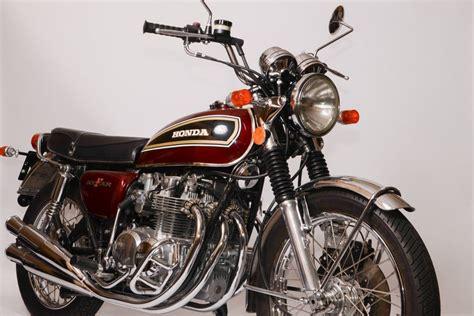 Honda Motorrad 500 Four by Honda Cb 500 Four 1971 1978 Bestseller Im 500er Segement