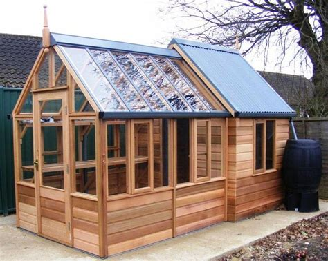 shed greenhouse plans greenhouse shed gardening cold frame or hot house