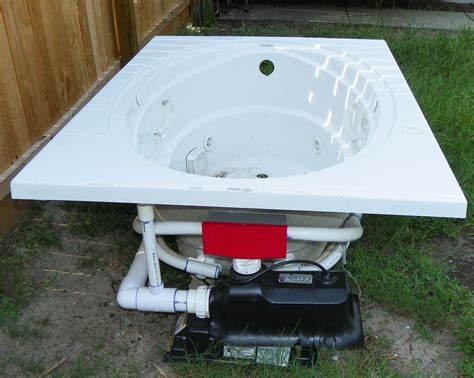 Bathtub Jetted Whirlpool Cielo Jetted Jacuzzi Tub Bathtub 6 Jets Model