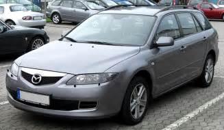 mazda mazda 6 sport wagon 2003 auto database