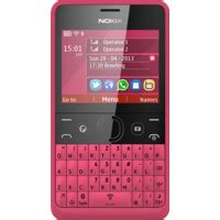 Hp Nokia Asha 210 Thn asha 210 6 1 cm screen 2 mp dual sim mobile phone