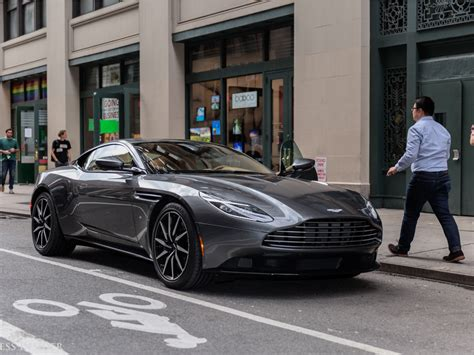 Aston Martin by The Aston Martin Db11 Is Power And Soul Photos