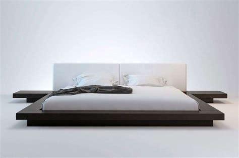 giapponesi a letto letti bassi matrimoniali giapponesi foto design mag