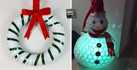 decorazioni con bicchieri di plastica decorazioni natalizi con bicchieri di plastica o carta 20