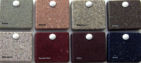 Solid Surface Material by Solid Surface Countertops Solid Surface Countertop Materials