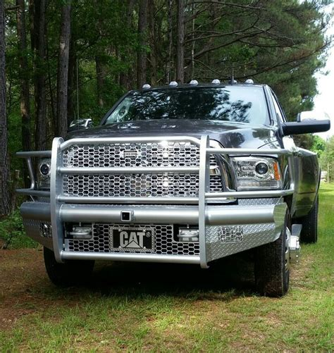 dodge ranch bumper ram 3500 with ranch bumper brush guards