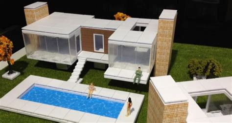 model houses to build modern mini houses
