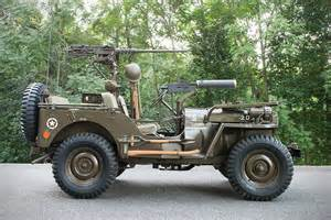 1951 Willys Jeep 1951 Willys M38 Jeep Hiconsumption