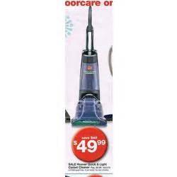 best deals on appliances on black friday hoover quick amp light carpet cleaner at kmart black friday 2013