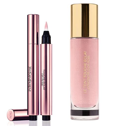 Makeup Ysl ysl glow summer 2014 makeup collection