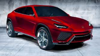 lamborghini confirms all new turbo v8 for urus suv