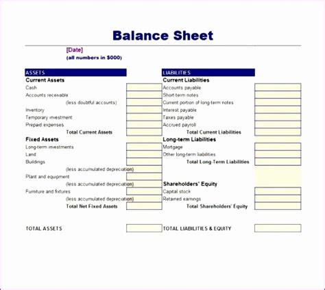 classified balance sheet template classified balance sheet template excel n3ktw beautiful