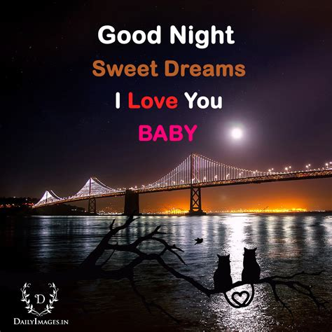 good night sweet dreams  love  baby daily images