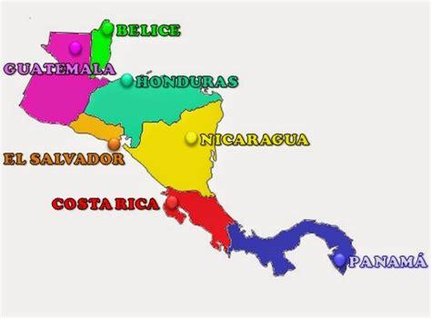 mapa de america paises mapa con nombre america del norte imagui