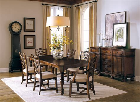 European Dining Room Furniture by The Vintage European Dining Room Collection 16037