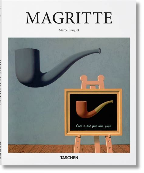 magritte taschen books basic art series