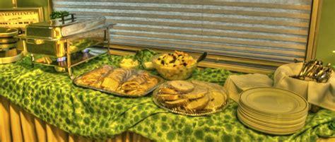 breakfast buffet enroute to santa barbara