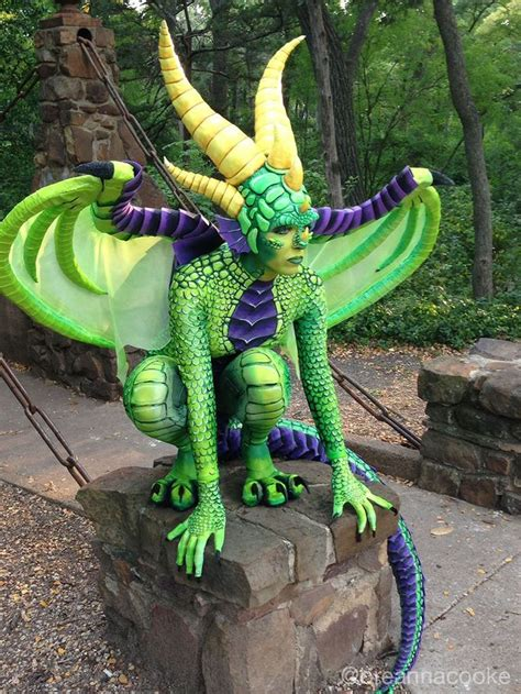 dragon costume pictures  wings  cases