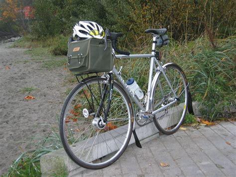 Nashbar Bike Rack by Crosswrench Ostrich Bag Velo Orange Decaleur And Nashbar