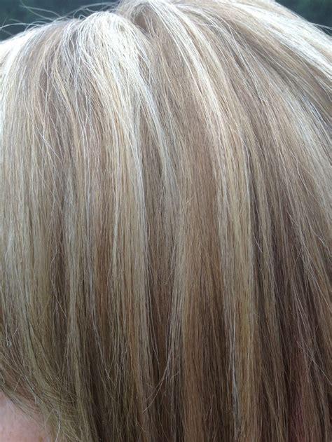 hair foils styles pictures blonde foiled hilites hair dark brown hairs
