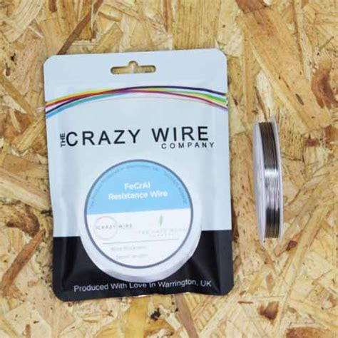 Kanthal A1 Sandvik Awg 24 0 5mm 24 awg fecral alloy wire the vape coil wire company