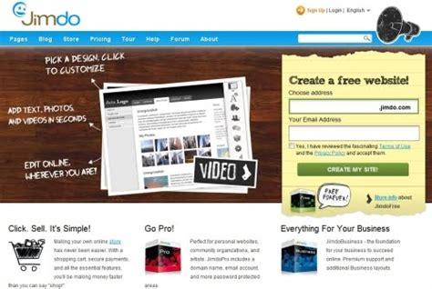 membuat website gratis terbaik 10 tempat gratis terbaik untuk membuat website
