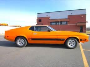 1973 mustang cobra 1973 ford mustang mach 1 sportsroof quot q code quot cobra jet