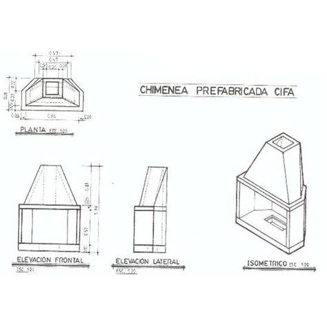 chimenea prefabricada chimeneas prefabricadas prefabricados cifa
