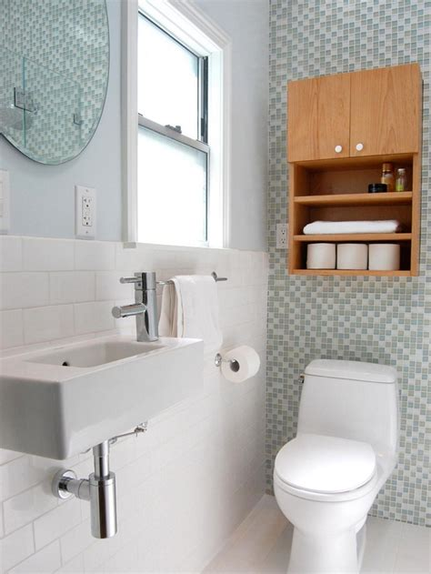 little bathroom ideas bathroom shelving ideas for optimizing space