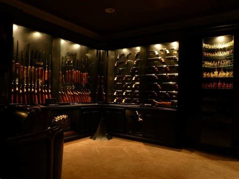 17 best ideas about gun rooms on gun safe room