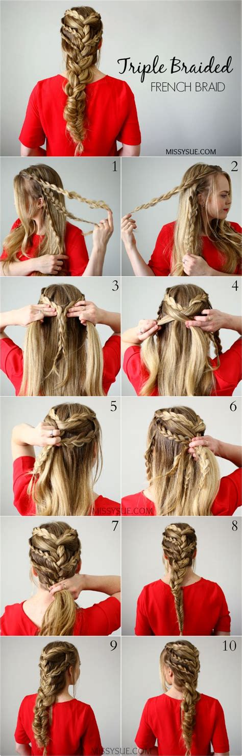 side braids step by step for kids 19 easy hair tutorials for summer 2017 pretty designs