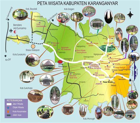 kabupaten karanganyar pariwisata