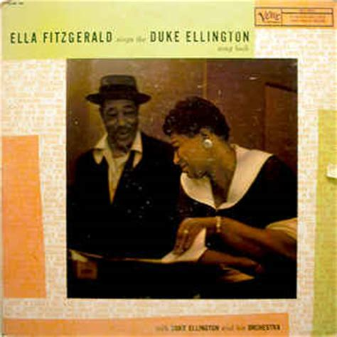 the duke of the untouchables volume 7 books ella fitzgerald with duke ellington and his orchestra