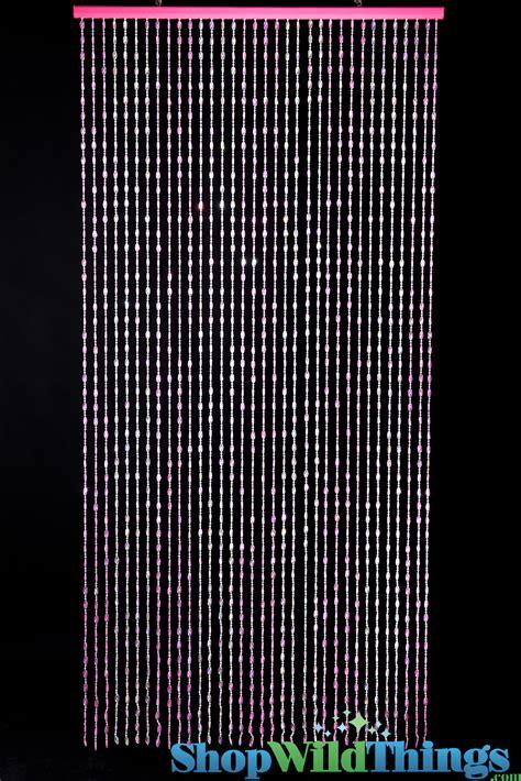 beaded door curtains for kids beaded curtains ice pop pink pink door beads light pink