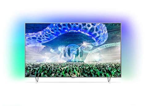 Ultraflacher Tv by Ultraflacher 4k Fernseher Powered By Android Tv 65pus7601
